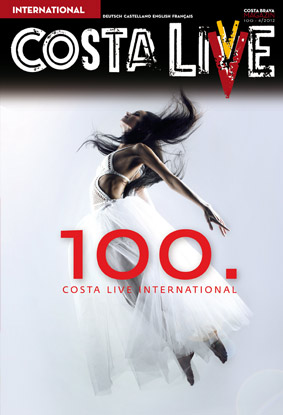 Costa-Live New COSTA-LIVE Number 9
