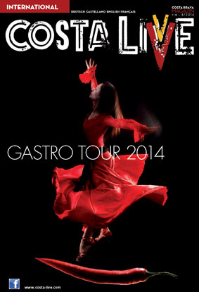 Costa-Live New COSTA-LIVE Number 4 2014